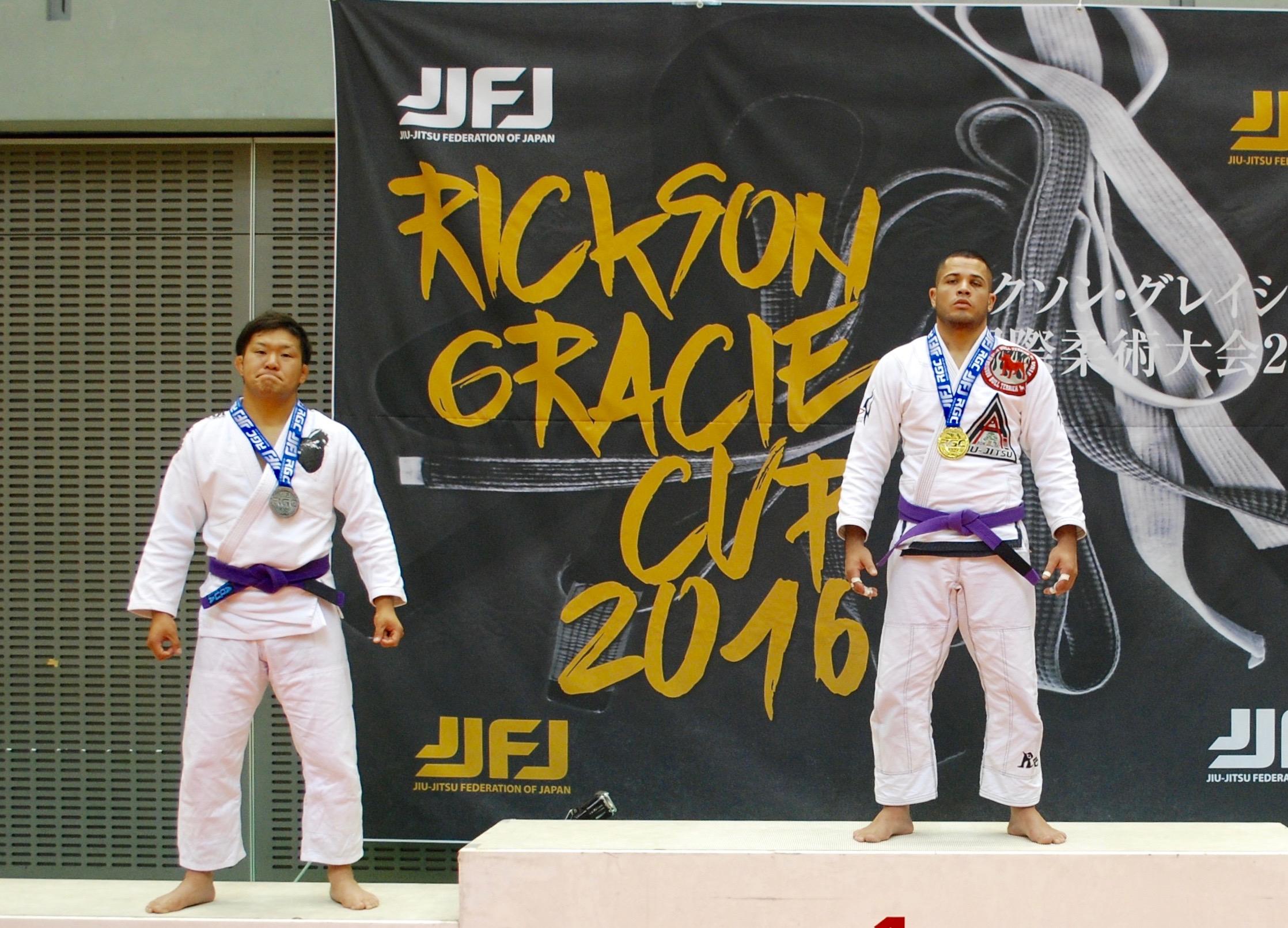 Jjfj ÁŠçŸ¥ã'‰ã› Rickson Cup 2016 Purple Belt Results